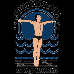 Swimming Is My World