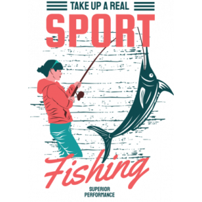 Take Up A Reel Sport...fishing