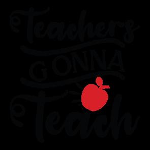 Teachers Gonna Teach 01