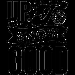 Up I Snow Good
