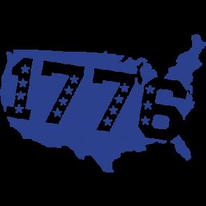 Usa Flag 1776