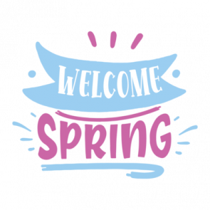 Welcome Spring 01