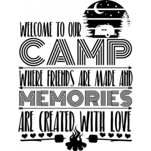 Welcome To Our Camp 4